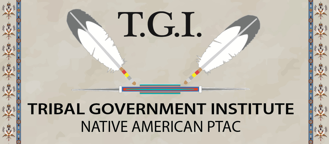 t.g.i. tribal government institute, native american ptac